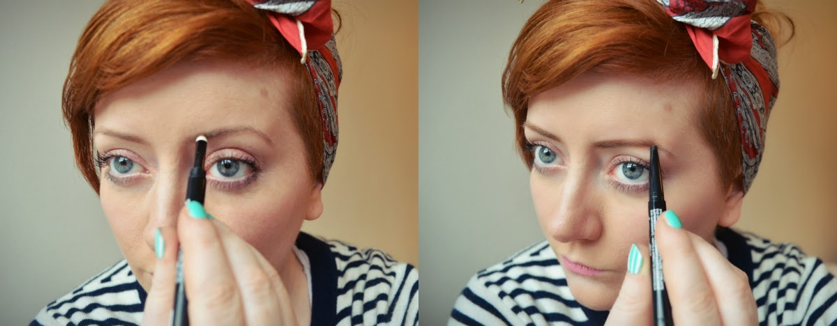 Ever So Juliet Uk Lifestyle Beauty Baking Blog Maybelline Brow