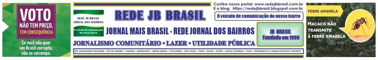 JORNAL DOS BAIRROS DE TERESÓPOLIS - JB TERÊ