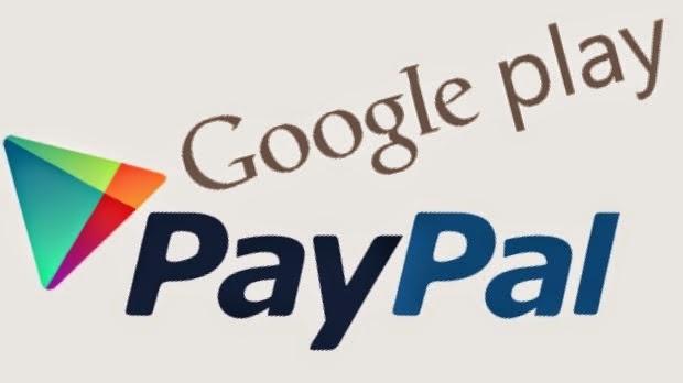 إمكانية الدفع عبر PayPal على Google Play متوفرة أخيرا
