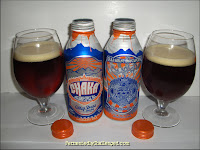 Oskar Blues - Sun King Chaka side-by-side