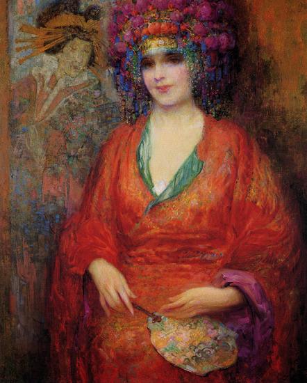 lukits oriental painting