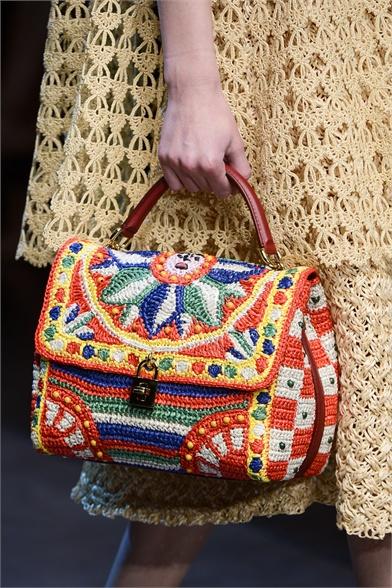 Dolce & Gabbana Spring/Summer 2013 Handbags