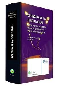 Derecho de la Circulación. Novedades Derecho Marzo, en Libreria Cilsa.