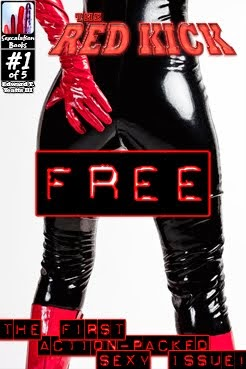 'RED KICK #1' is FREE