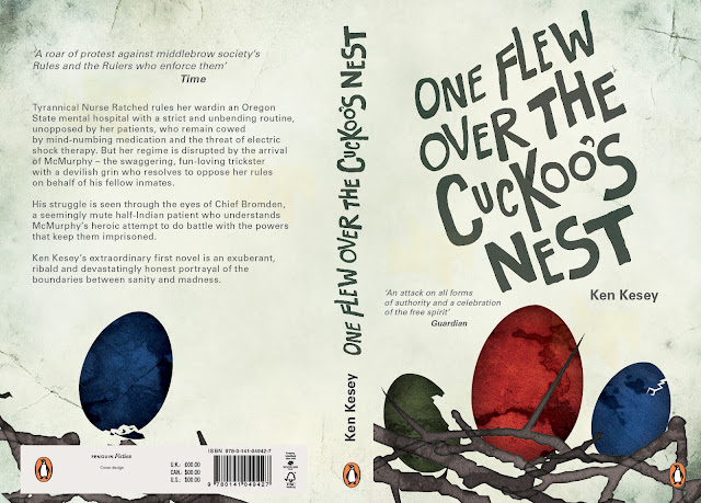 literature o one flew over the cuckoos nest book summary
