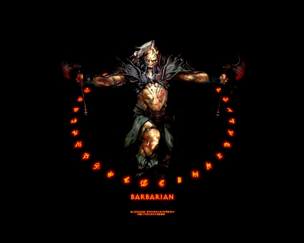 Diablo HD & Widescreen Wallpaper 0.035425577326869