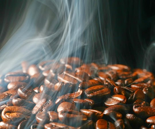 HOt Coffe bean HD wallpapers for android