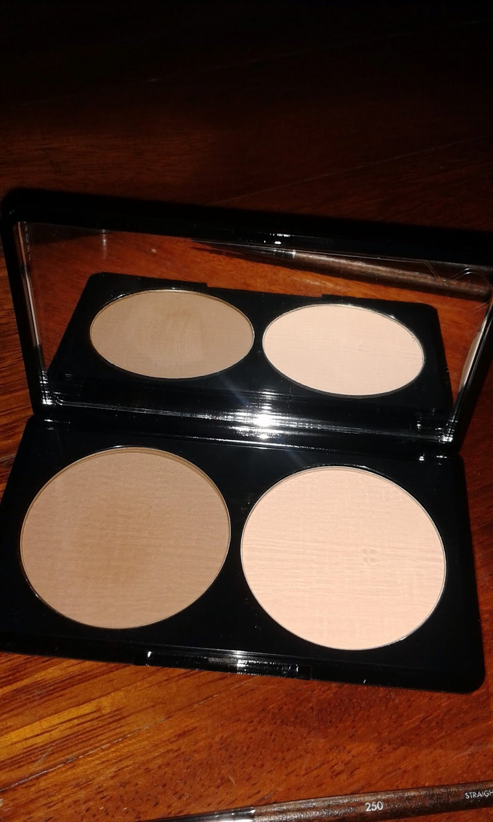 kit contouring make up for ever