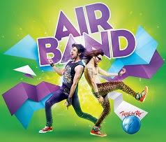 Quero participar promoção Trident 2013 Air Band Rock in Rio