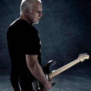 David Gilmour - Pink Floyd - 2015