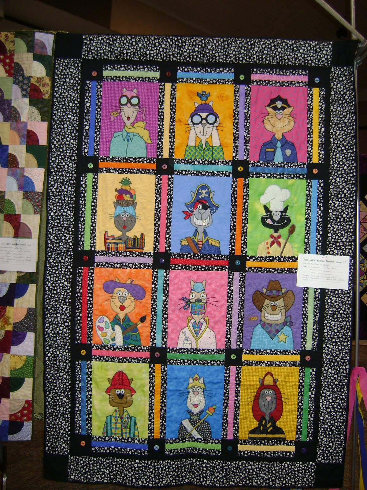 Life Quilts And A Cat Too My Quilt Entries