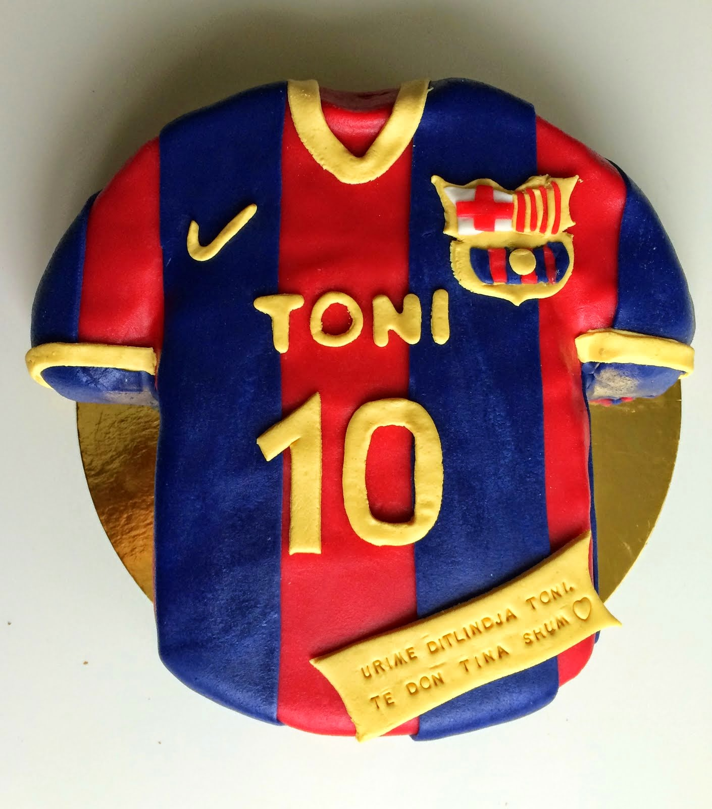 Barcelonatårta