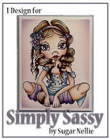 Past Designer for Simply Sassy