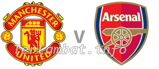 Manchester United MU VS Arsenal 3 November 2012