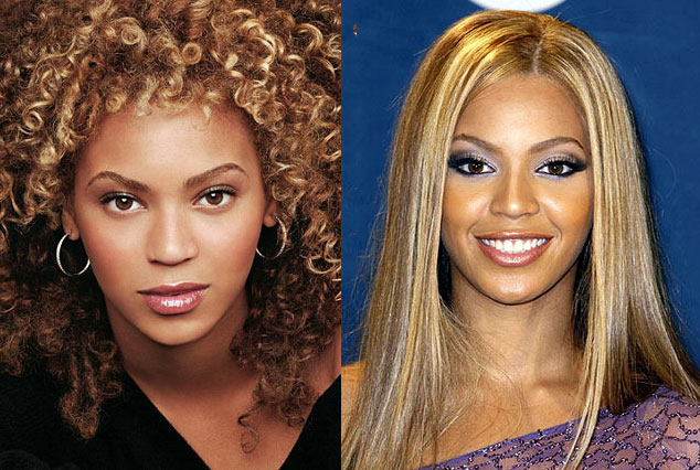 Beyoncé Giselle Knowles has been rumored to have had a nose job. Her ...
