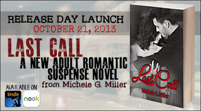 Last Call by Michele G. Miller – Excerpt