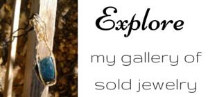 My Portfolio of Sold Jewelry