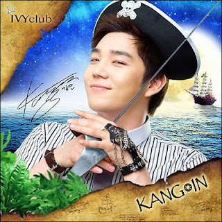 Kim Young Woon &#8211; KangIn Super Junior