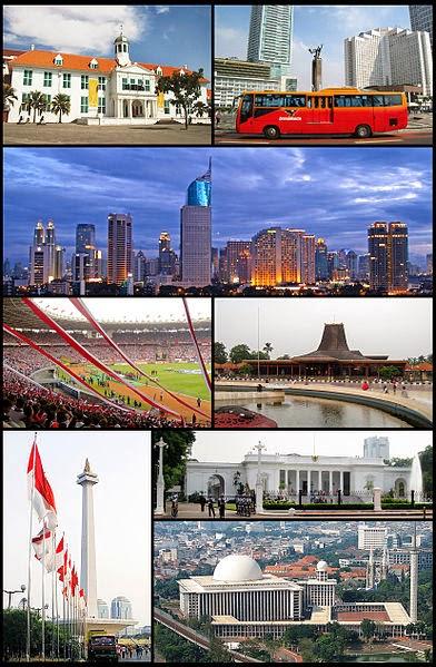 Daftar Tempat-tempat Penting, Pusat Perbelanjaan dan Objek Wisata di Ibukota