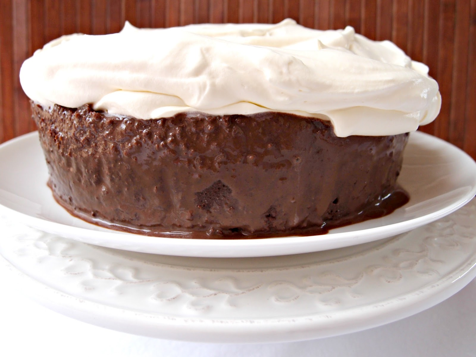Milk and Honey: Chocolate Three Milk Cake