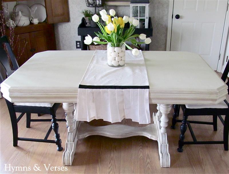 My $40 Yard Sale Dining Room Table U0026 Chairs