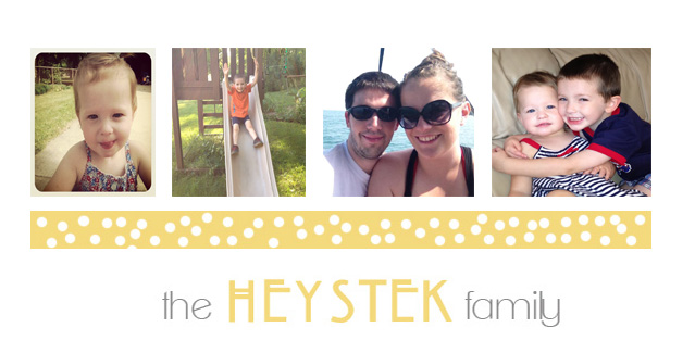 The Heystek Family