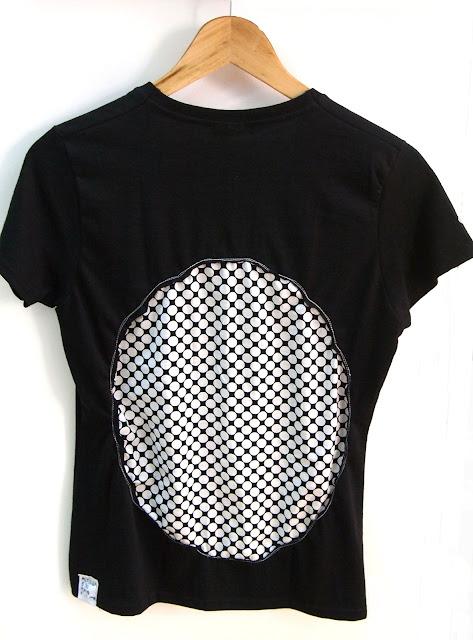 camiseta pajaro