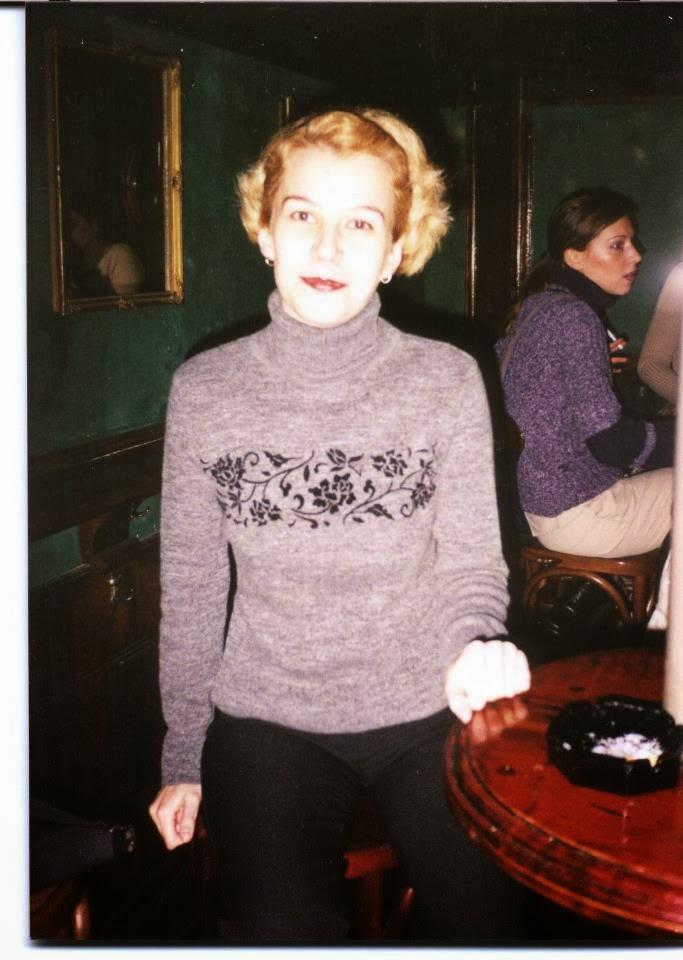 Olivia-Maria Marcov, decembrie 2000, Bucuresti