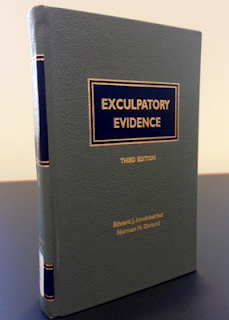 exculpatory evidence cover image