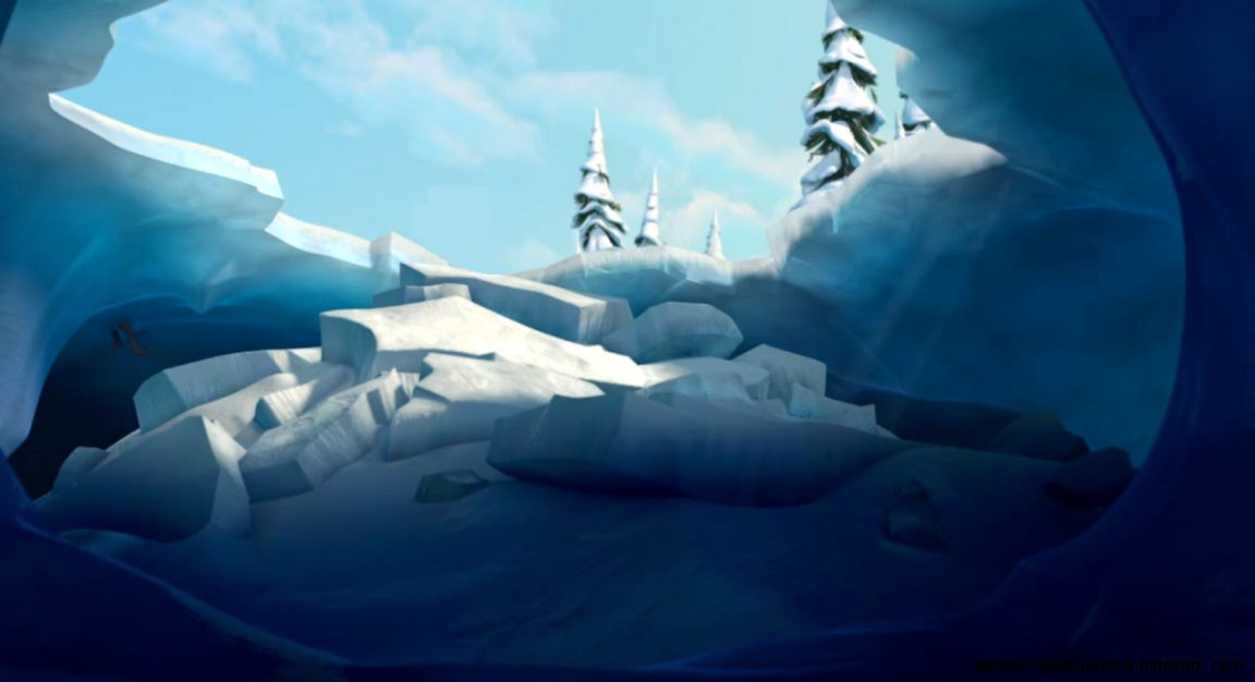 Image   Ice cave entrance  Ice Age Wiki  Fandom powered by Wikia