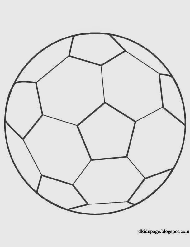 Soccer Ball Pictures To Print