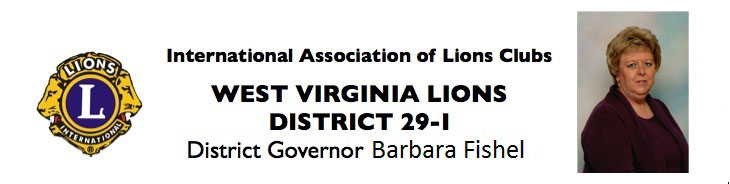 WV Lion 29i District Governor