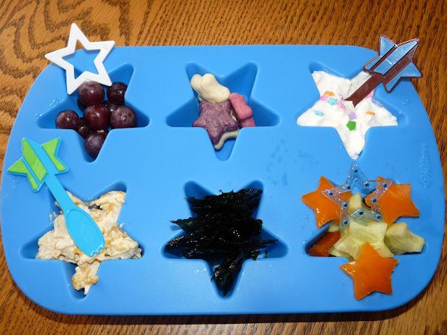 Muffin Tin Stars