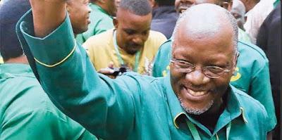 New President, Same Dynasty! CCM's John Magufuli Announced President-Elect Of Tanzania