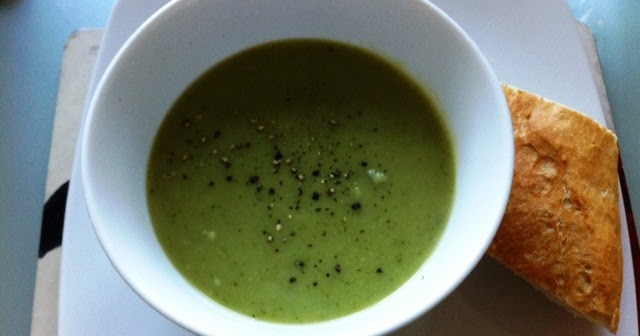 Eat healthy but tasty broccoli blue cheese soup - Can i eat port salut cheese when pregnant ...