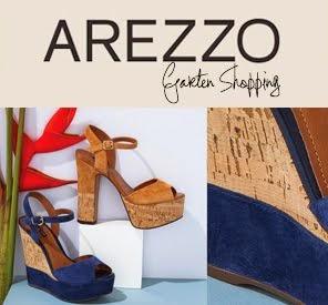 Arezzo Garten Shopping