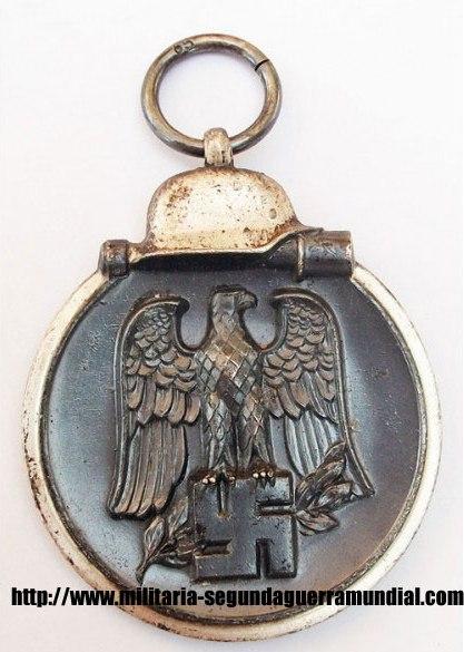 """Medalla del frente Ruso """"65"""", Klein und Quenzer AG"""