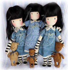 My Gorgeous Handmade Dolls.