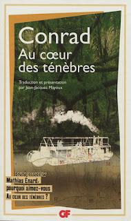 An coeur des ténèbres - Joseph Conrad