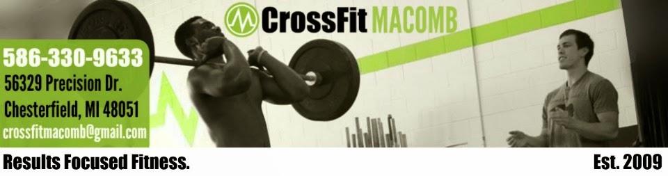 CrossFit Macomb 3.0