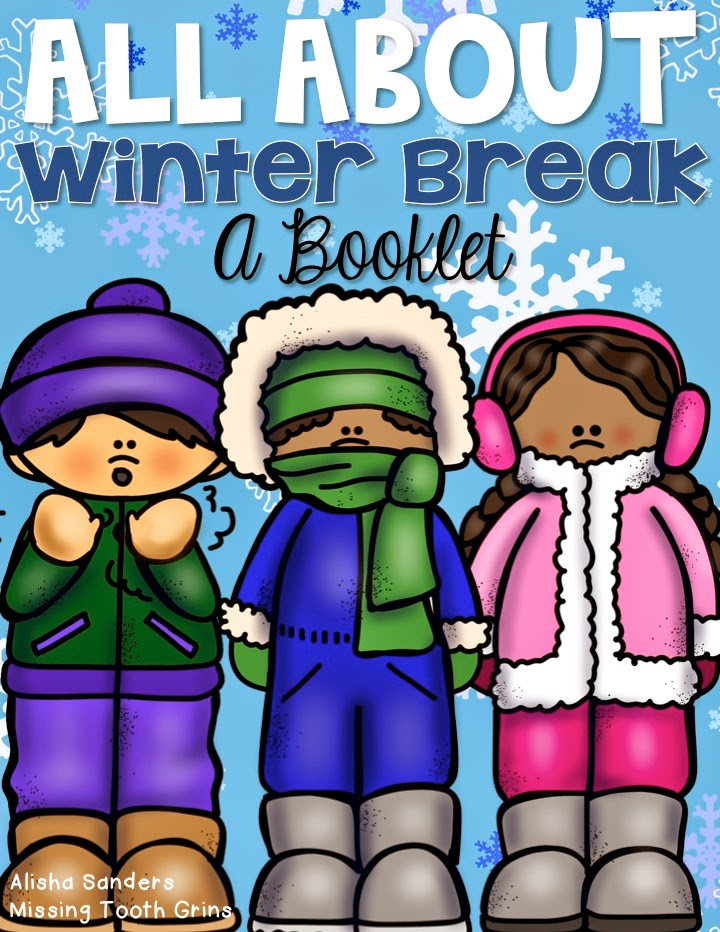 http://www.teacherspayteachers.com/Product/All-About-My-Winter-Break-A-Booklet-1040009