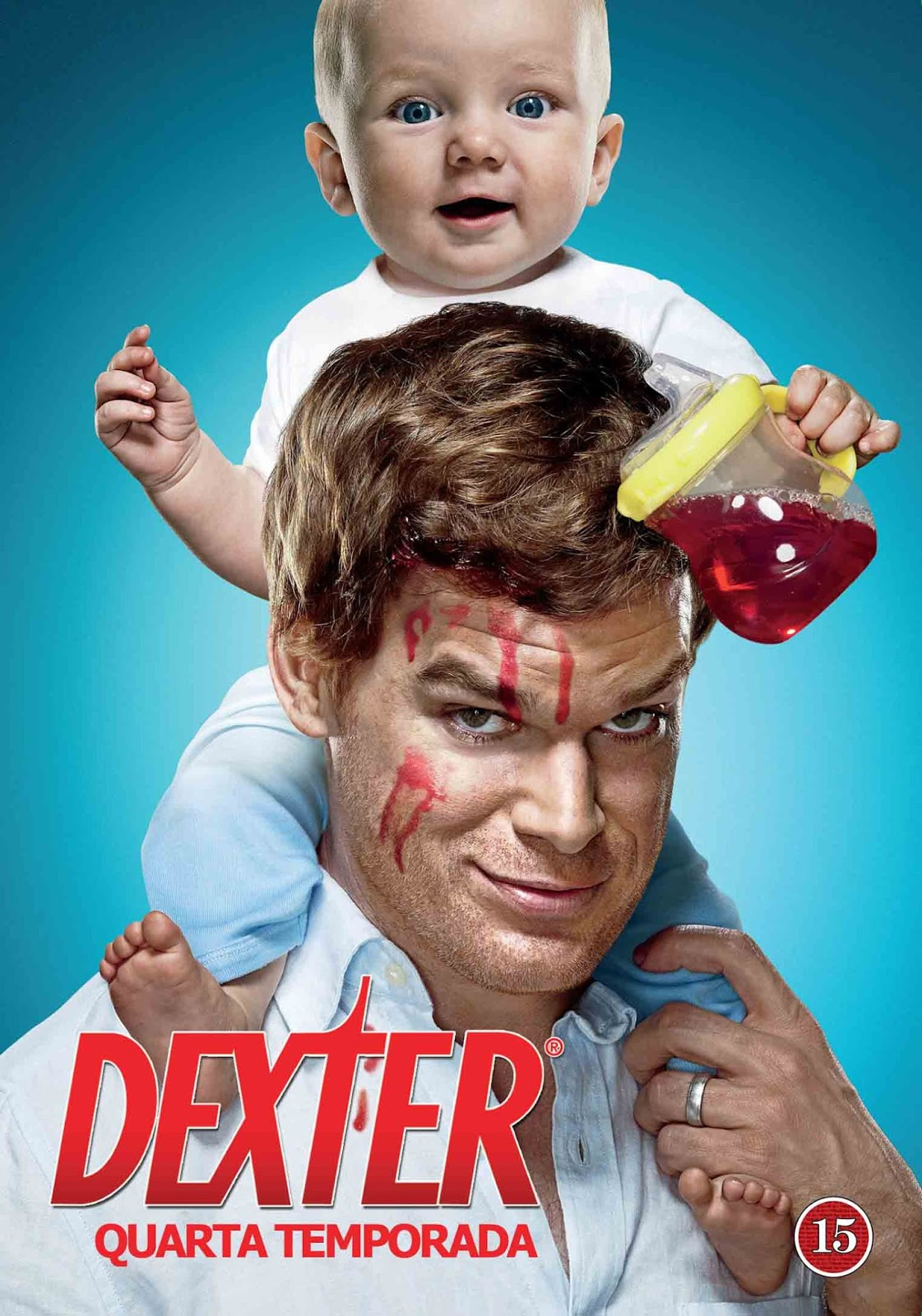 Dexter 4ª Temporada Torrent - Blu-ray Rip 720p Dublado (2009)