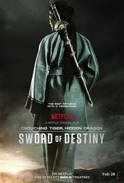Nonton Movie Crouching Tiger Hidden Dragon Sword of Destiny