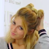 Hairstyle For Long Hair Tutorial : The Back To School Hair Bow Hairstyle!