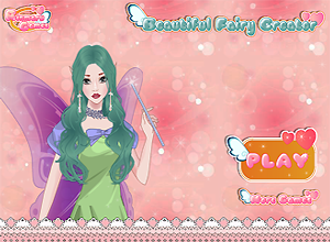 Beautiful Fairy Creator