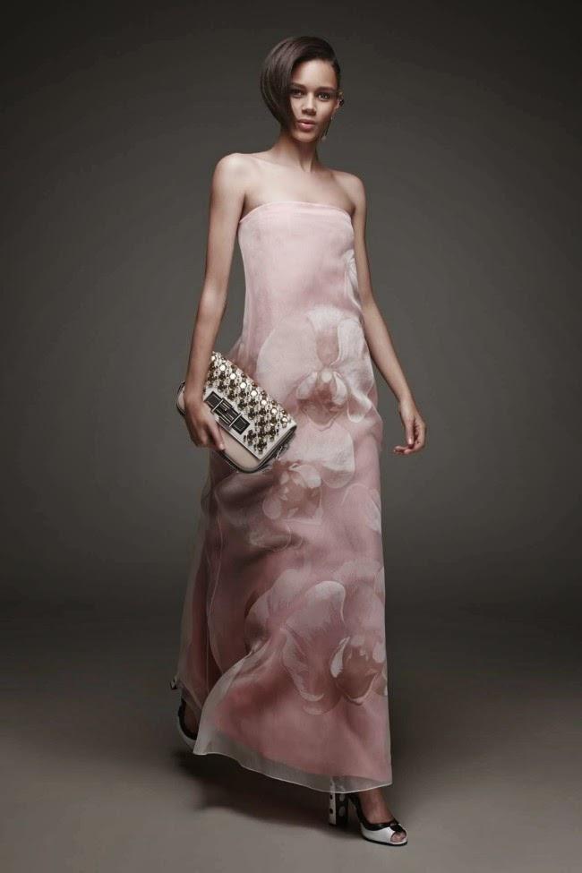 Fashion - Fendi Evening gowns - Best of Resort 2015