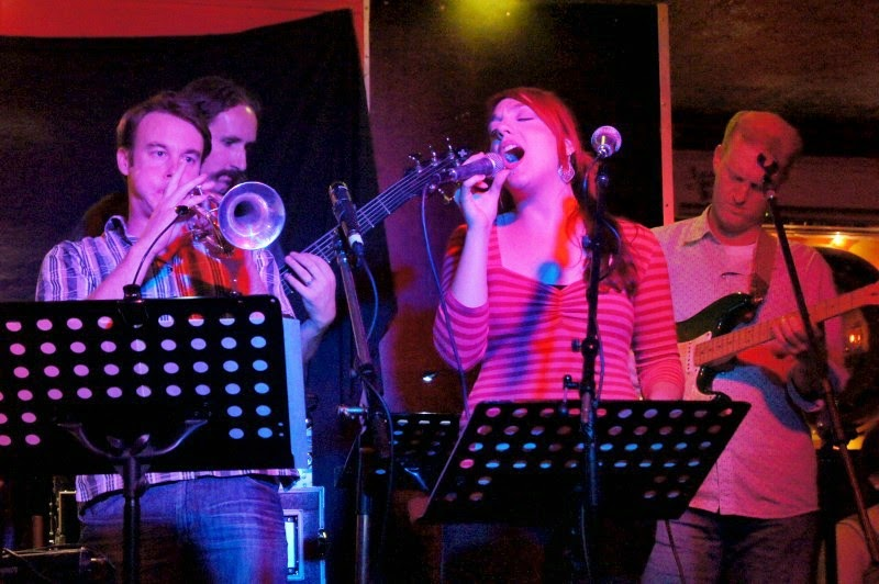 Canberra Jazz blog: Best way to end the term 2