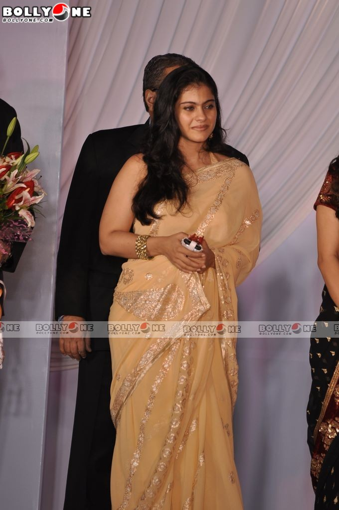 Kajol at Pidilite CPAA Manish Malhotra Fashion Show
