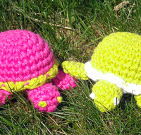 http://www.ravelry.com/patterns/library/itty-bitty-turtle