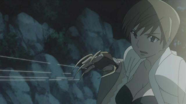 Rika Aragami (Corpse Princess)